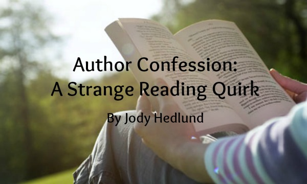 A Strange Reading Quirk
