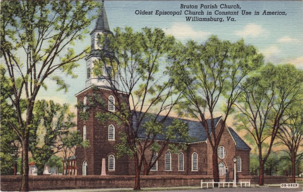 Bruton_Parish_Postcard