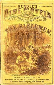 The riflemen of the Miami      Ellis, Edward Sylvester, 1840-1916. Publisher: Beadle and Company,  Pub date: [1866]  Pages: 98, [2] p. ;  Item info: 1 copy available at Special Collections. 1 copy total in all locations.    Holdings Special Collections  Copies  Material  Location   PS1589 .E3 R53 1866  1  RAREBOOK  Special Collections SC-BARR-ST