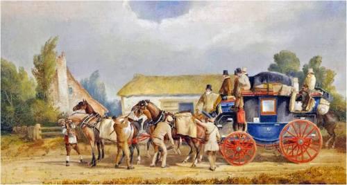 LRcoach painting