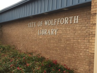 texas-writes-wolfforth-library