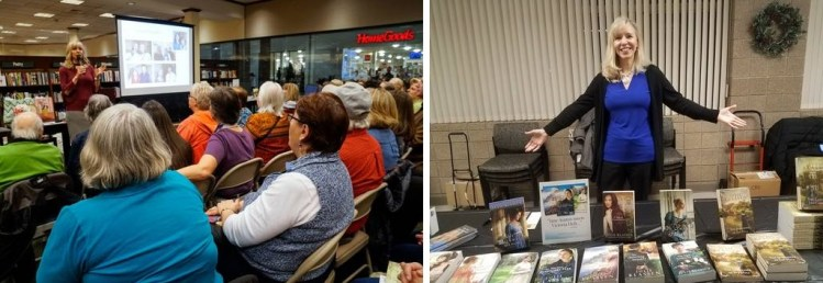 Big and Small: Author Events For All