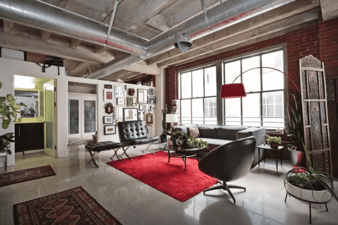 LA Loft Airbnb