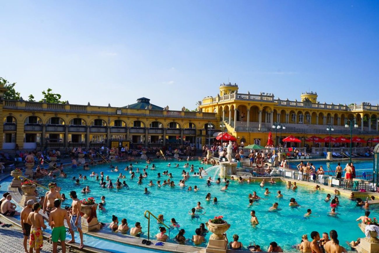 Budapest Weekend Away
