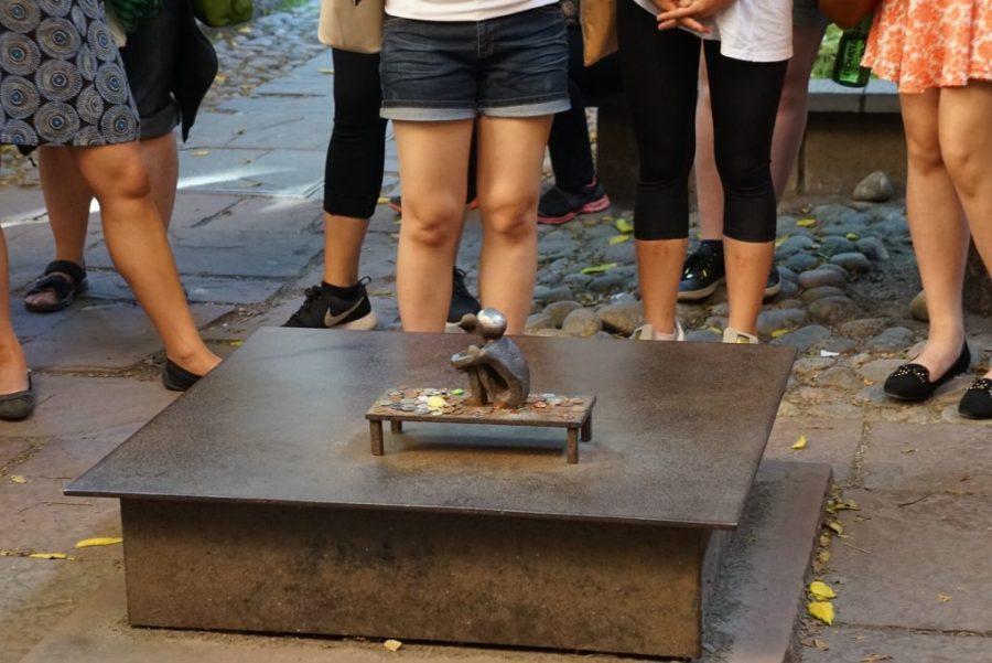 Worlds Smallest Public Statue
