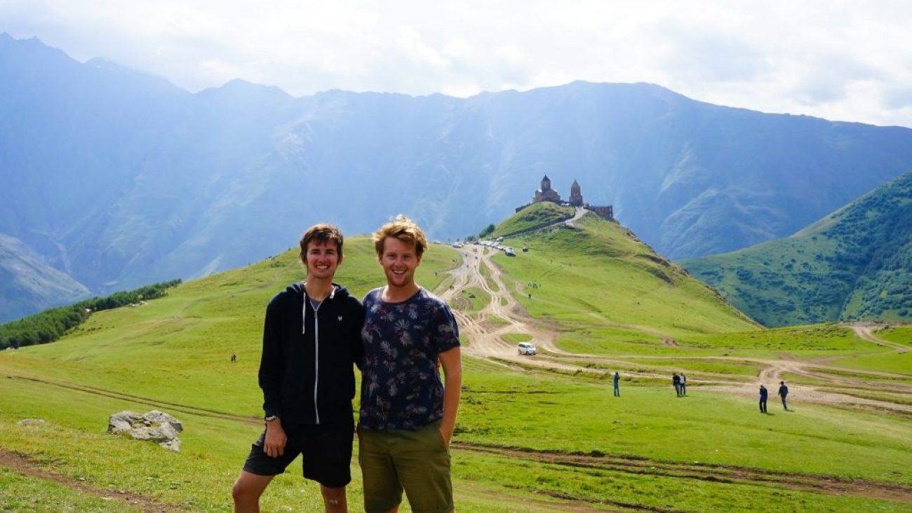 Overnight Trip to Kazbegi in Georgia