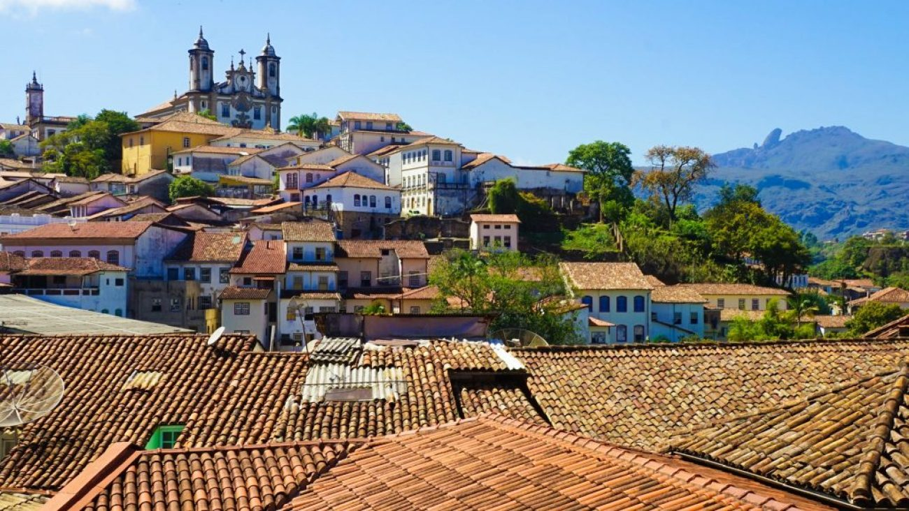 Preto in Brazil - The True El Dorado!