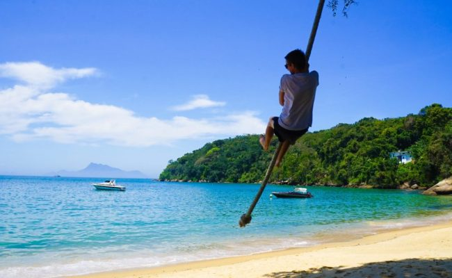 Discovering Brazil Things To Do In Ilha Grande Island