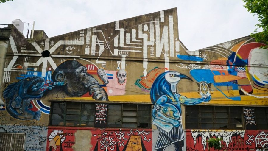 Street Art - buenos aires things to see