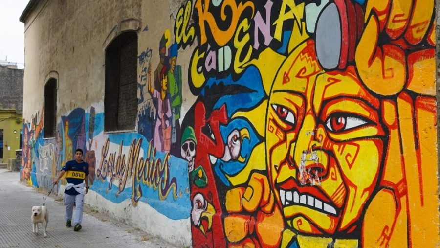 Buenos Aires Street Art Photography