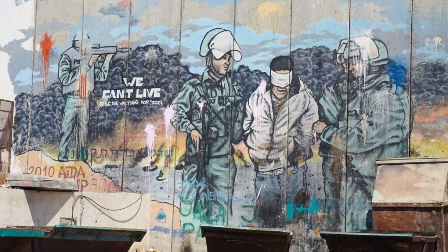Photographic Exploration of Street Art in Palestine