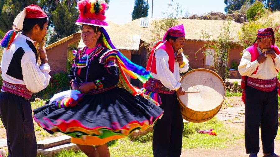 Exploring Lake Titicaca, Uros Floating Islands and Taquile Island Peru