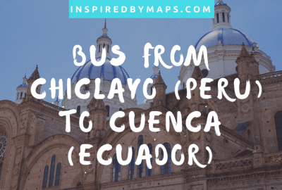 bus from chiclayo to cuenca