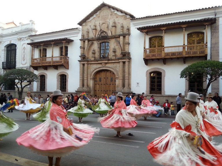 UNESCO Sites in South America - Historic City of Sucre in Bolivia