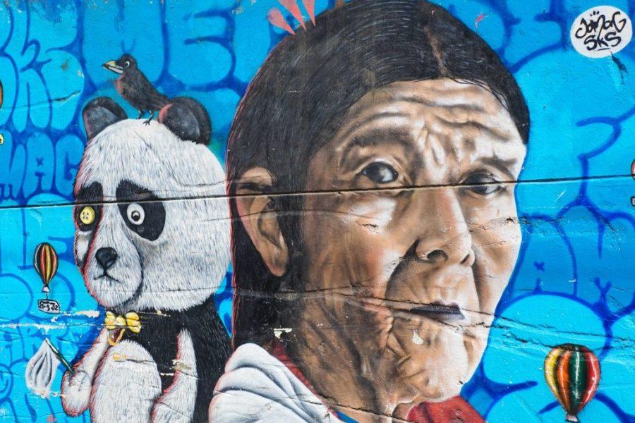 medellin street art comuna 13