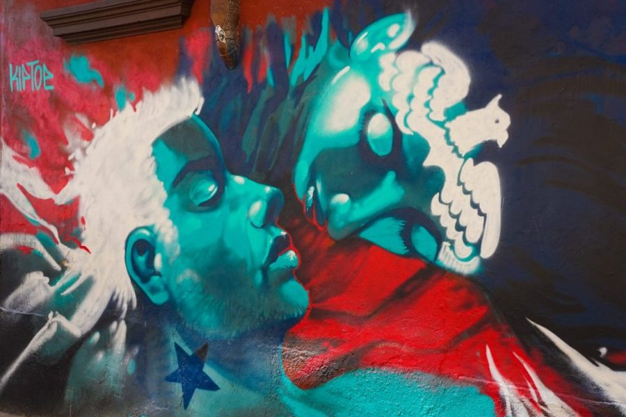 Photographic Exploration of Bogota Street Art in Colombia