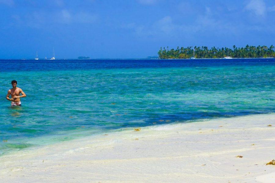 san blas adventures review - san blas islands from panama city
