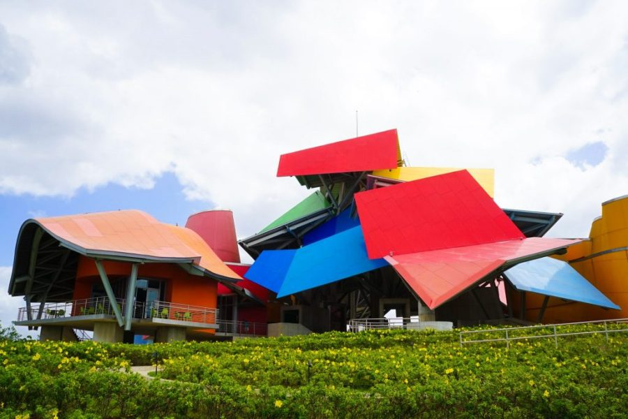 Frank Gehry Biomuseo - 12 Unmissable Things to Do in Panama City!