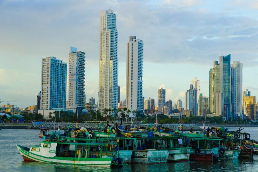 Panama City Off-The-Beaten Track Fish Market