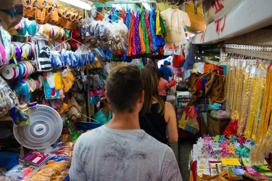 Panama City Off-The-Beaten Track Market Time