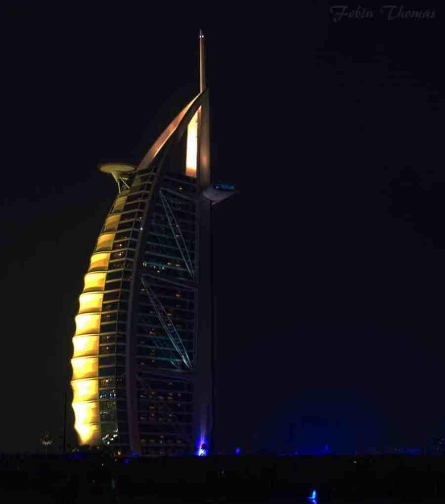 Burj Al Arab Dubai Architecture Guide