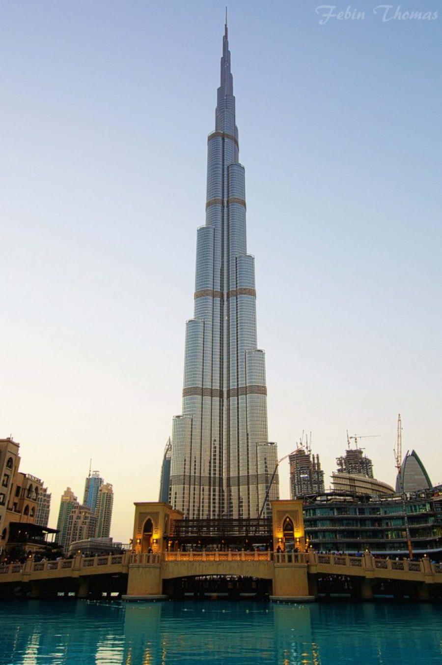 Burj Khalifa Dubai Architecture Guide United Arab Emirates