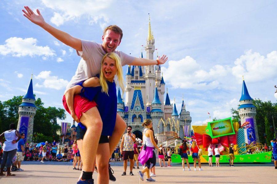 Best Photo Spot At Disney World Orlando