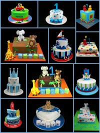 1st birthday cake for boys | Inspired By Michelle