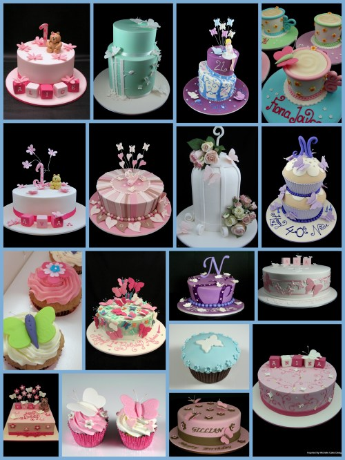 Birthday Cake Ideas Inspired By Michelle Page 4