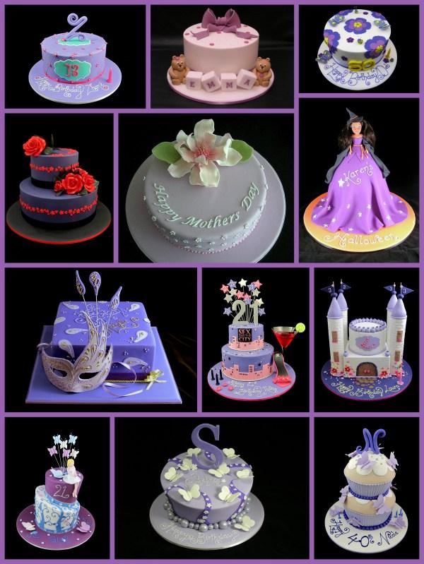Birthday Cake Ideas Inspired Michelle