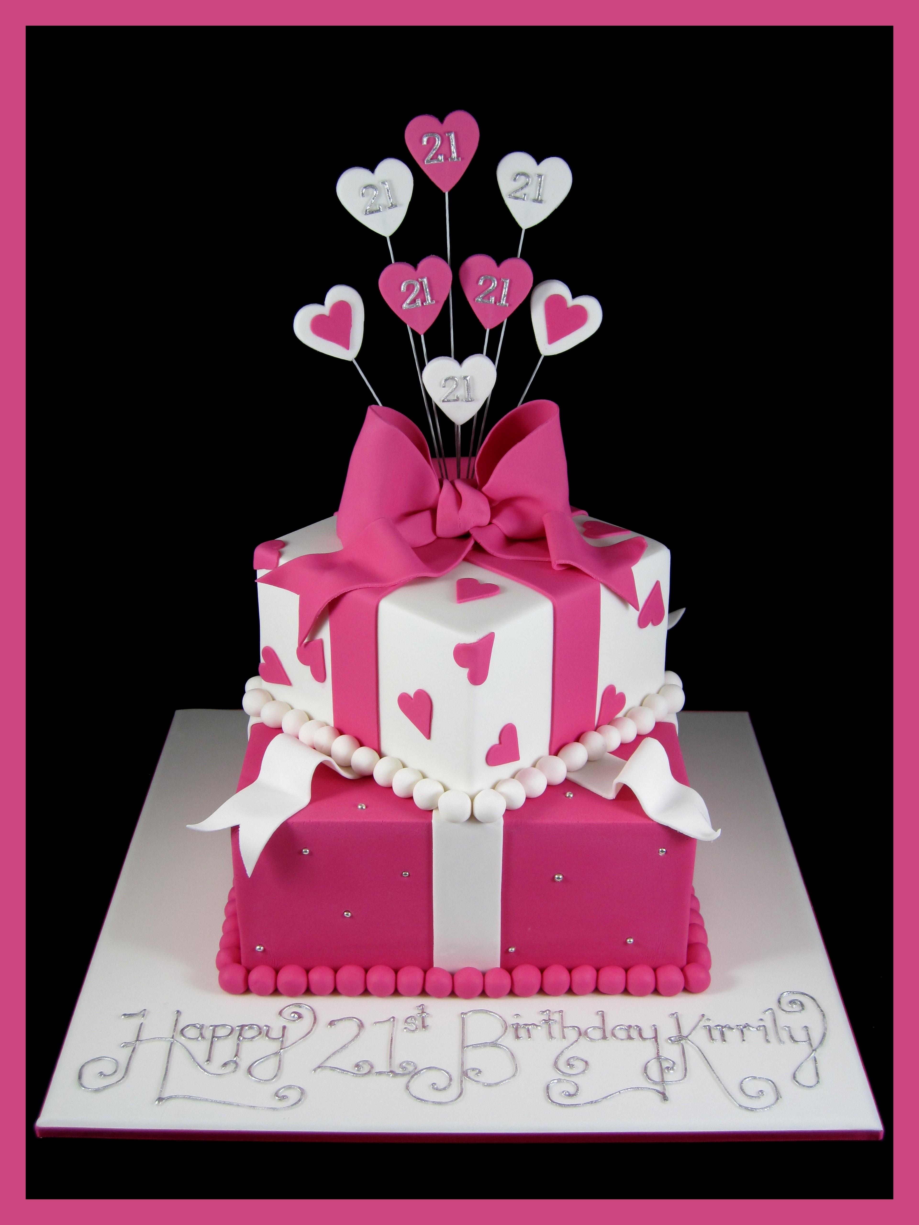 21st Birthday For Girls