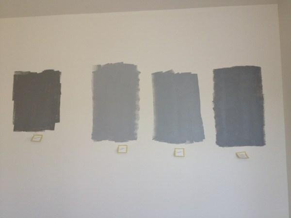 Behr Gray Paint Colors