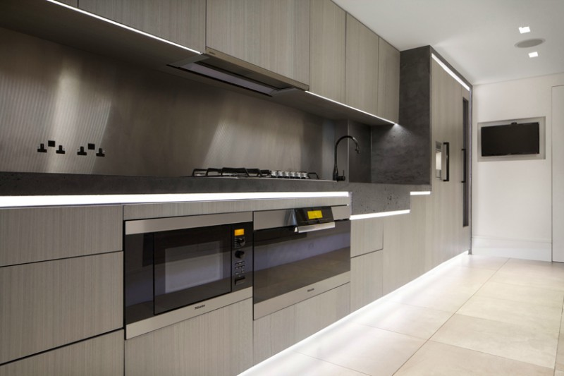 kitchen speakers sears appliance package deals sound and vision specialists london inspired dwellings fully integrated av in ceiling