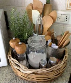 33+ Amazing Kitchen Organization Hack Ideas on a Budget 27