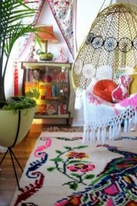 38+ Luxury Boho Chic Home and Apartment Decor Ideas 07