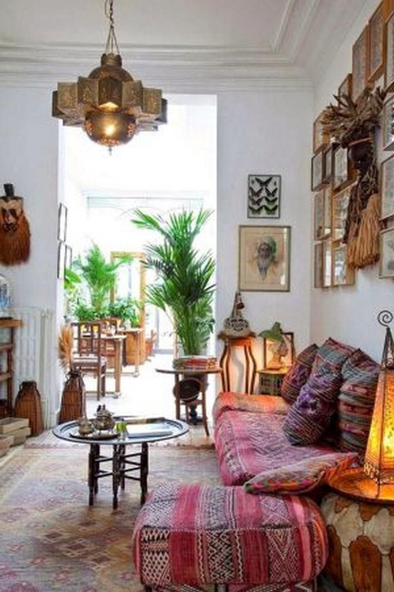 38+ Luxury Boho Chic Home and Apartment Decor Ideas 09 ...