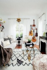 38+ Luxury Boho Chic Home and Apartment Decor Ideas 11