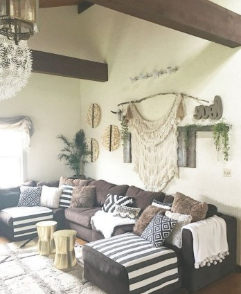 38+ Luxury Boho Chic Home and Apartment Decor Ideas 41