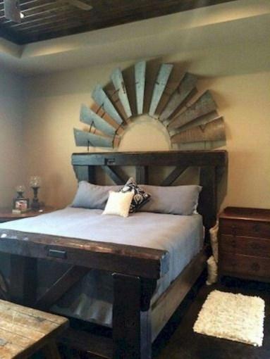 48+ beautiful Farmhouse Style Master Bedroom Ideas 01
