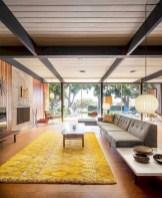 52+ Amazing Mid Century Living Room Decor Ideas 04