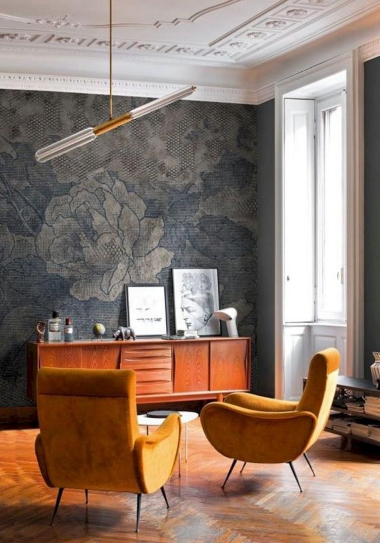 50 Amazing Mid Century Modern Living Room Design Ideas 54 ...