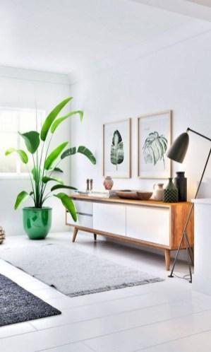 52+ Amazing Mid Century Living Room Decor Ideas 45