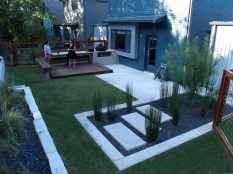 63+ Best Small Backyard Landscaping Ideas 29