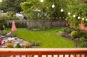 63+ Best Small Backyard Landscaping Ideas 45