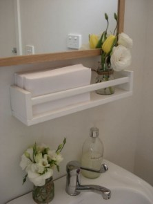 13+ Popular Ways To Decor Your Bathroom More Beautiful (9)