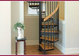 17+ Cool Stairs Design Ideas For Small Space (4)