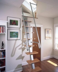 20+ Cool Stairs Design Ideas For Small Space (12)