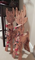 23+ Cool DIY Crafts Wooden Christmas Ideas (5)