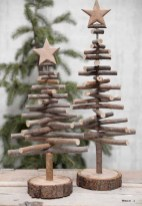 23+ Cool DIY Crafts Wooden Christmas Ideas (7)