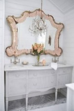 25+ Beautiful Shabby Chic Romantic Bathroom Ideas (23)